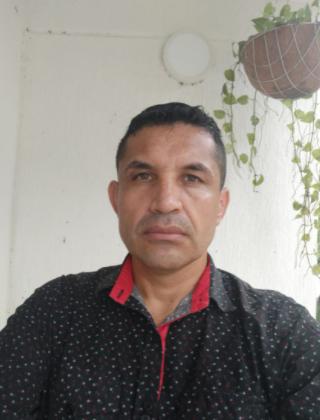 Alexander Chala, sargento reservista del Ejército colombiano: «Están secuestrando y asesinando a nuestros jóvenes»