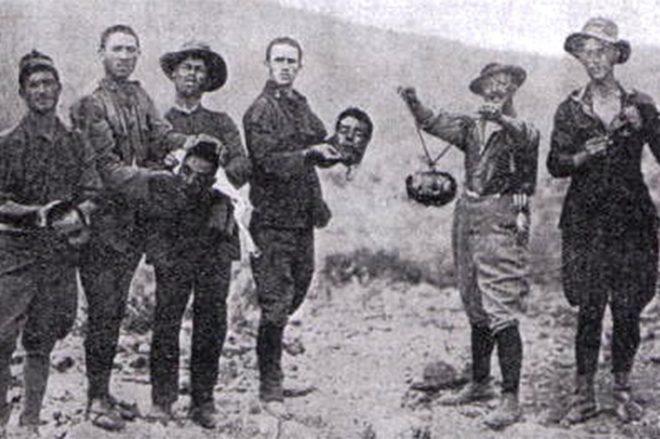 Franco no fue un valeroso comandante, fue un sanguinario y brutal militar